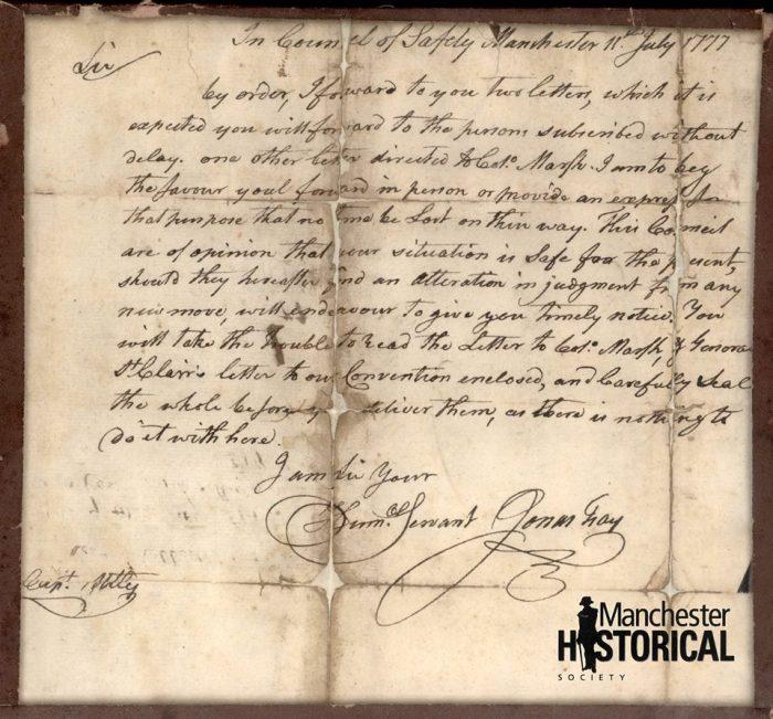 11th July 1777